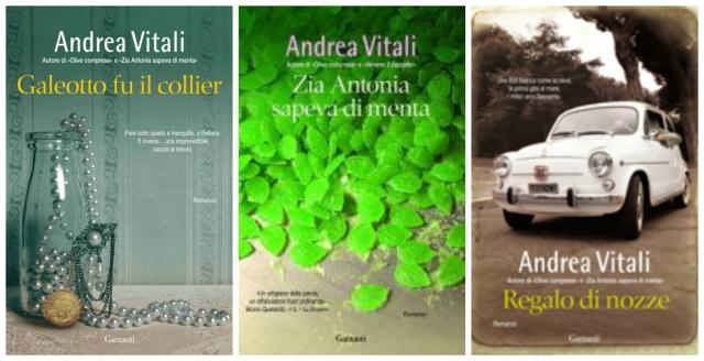 Andrea Vitali Libri