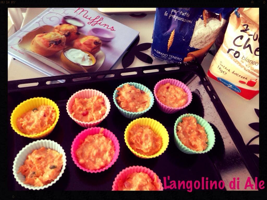 I love muffin