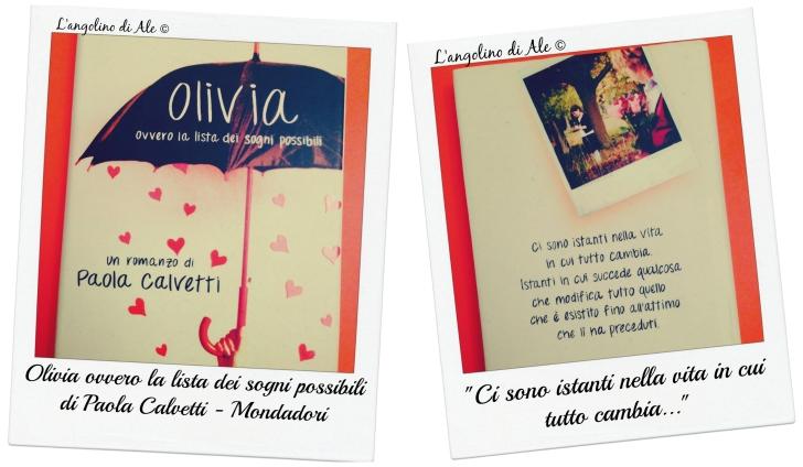 Olivia di Paola Calvetti - L'angolino di Ale