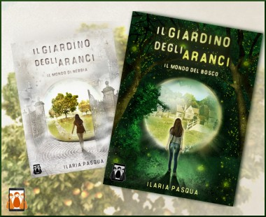 Ilaria Pasqua - Blog Tour