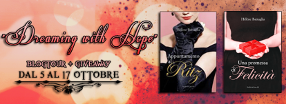 Banner Ufficiale - Dreaming with Hope (Giftaway+Blogtour)