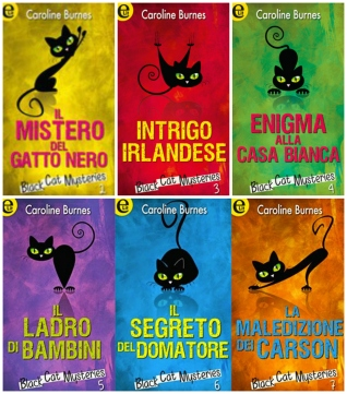 Black Cat Mysteries