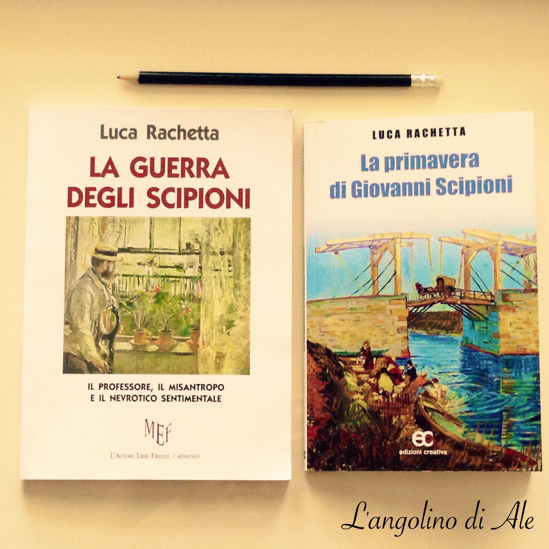 La primavera di Giovanni Scipioni di Luca Rachetta