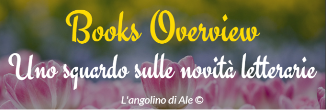 Books overview - L'angolino di Ale