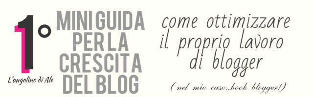 Vita da blogger #1 (foto1) - L'angolino di Ale