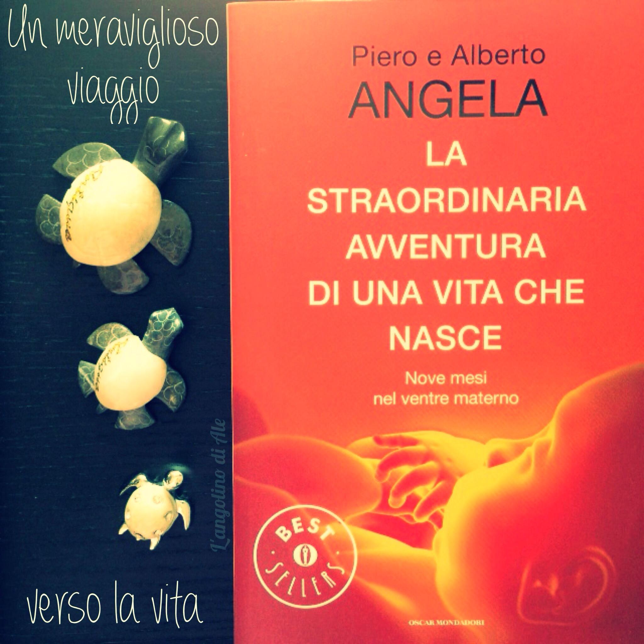 La straordinaria avventura di una vita che nasce di Piero e Alberto Angela